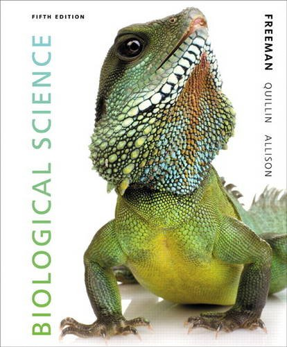 Biological Science with Masteringbiology PDF