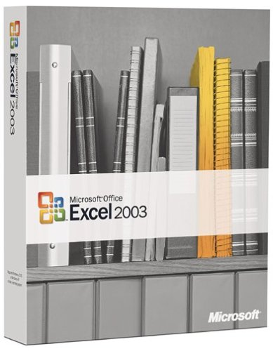 Microsoft Excel 2003 [OLD VERSION]