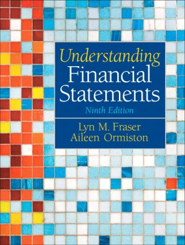 Understanding Financial Statements (9th Edition)