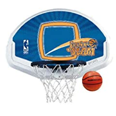Buy Junior Slam Door-Mount Basketball System by Spalding