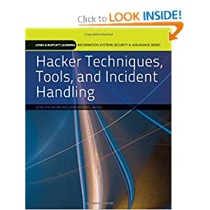Hacker Techniques, Tools, and Incident Handling -  Sean-Philip Oriyano