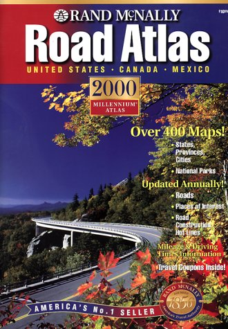 Rand McNally 2000 Road Atlas: United States,