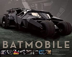 Batmobile: The Complete History ebook