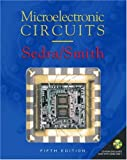 Microelectronic Circuits: includes CD-ROM (The Oxford Series in Electrical and Computer Engineering)