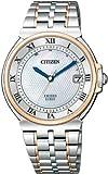 [シチズン]CITIZEN 腕時計 EXCEED エクシード Eco-Drive エコ・ドライブ 電波時計 35周年記念モデル ペアモデル AS7074-57A メンズ