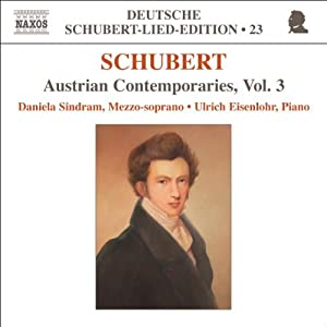 Schubert: Austrian Contemporaries, Vol. 3