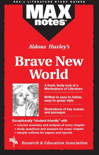 a literary analysis of the novel a brave new world by aldous huxleys Introduction aldous huxley's brave new world probably is the most influential novel in the history of foreign language teaching, which in our age of globalization is more topical than ever.