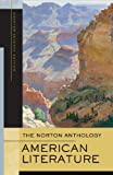 The Norton Anthology of American Literature (Shorter Seventh Edition) [Paperback] [2007] Shorter Seventh Edition Ed. Nina Baym, Wayne Franklin, Philip F. Gura, Jerome Klinkowitz, Arnold Krupat, Robert S. Levine, Mary Loeffelholz, Jeanne Campbell Reesman, Patricia B. Wallace
