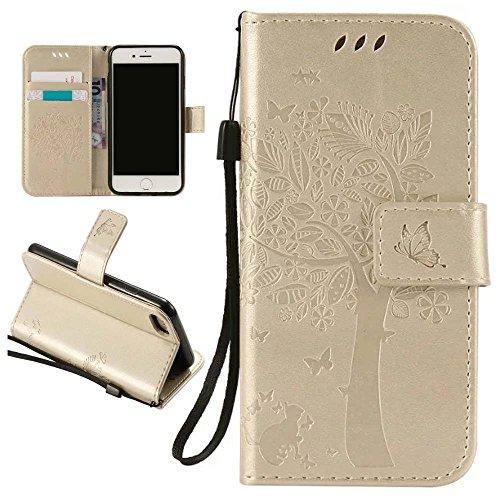 7 Plus Case,iPhone 7 Plus Case,iPhone 7 Plus leather Case,Creativecase Elegant [Wallet Case]PU Leather Flip Case [Magnetic Closure]+Lanyard Case for iPhone 7 Plus 5.5 inch (Unit Iphone Case compare prices)