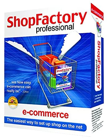 ShopFactory Professional 5.0