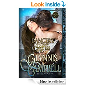 Danger's Kiss (Medieval Outlaws Book 1)