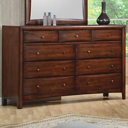 Hillary and Scottsdale 9-Drawer Dresser by Coaster Fine Furniture