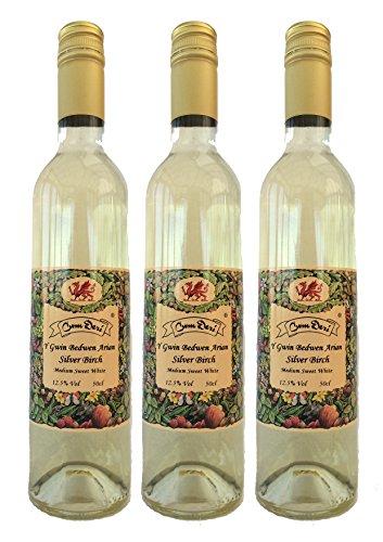 cwm-deri-silver-birch-white-wine-50-cl-pack-of-3