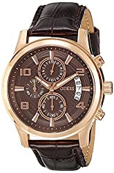 Guess Analog Mens Watch - W0076G4