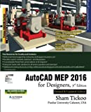 img - for AutoCAD MEP 2016 for Designers, 3rd Edition book / textbook / text book