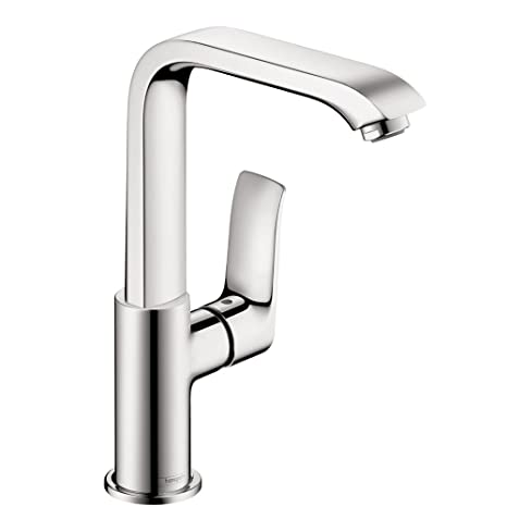 Hansgrohe 31087001 Metris 230 Single-Hole Faucet, Chrome