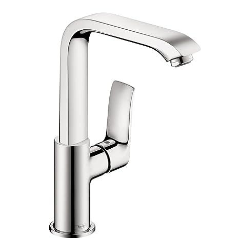 Hansgrohe 31087001 Metris 230 Single-Hole Faucet, Chrome