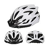 (イユ)Yiyu 自転車 軽量 ヘルメット サイクリング 大人 アジャスターサイズ調整可能 頭囲52~62cm 3色選ぶ