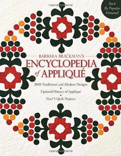 Cover image: Barbara Brackman's Encyclopedia of Applique