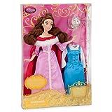 ディズニープリンセス Disney Princess Beauty and the Beast Belle Singing Doll 子供 キッズ 人形 ドール 美女と野獣 ベル シンギングドール & コスチューム セット 11.5インチ 29cm