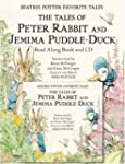 Beatrix Potter Favorite Tales Book & CD