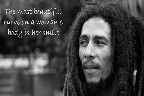 Posters | Bob Marley Poster | Bob Marley Posters For Room | Posters Of Bob Marley | Bob Marley Quotes Decorative... - B06ZYBV3WW