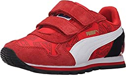 Puma Kid\'s Shoes St Runner Superman Hero Boy\'s Fashion Red Sneakers (2)