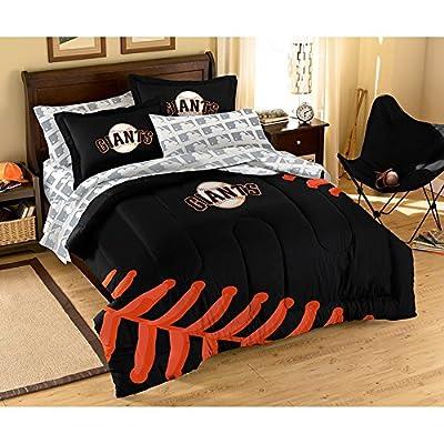 San Francisco Giants Bed in a Bag Comforter Set