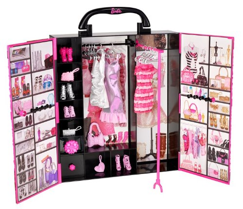 Barbie Fashionista Ultimate Closet
