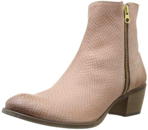 BKR Women's Nela Boots Pink Rose (Serpa Pink) 7 (41 EU)