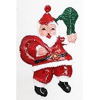 PrettyurParty Small Santa (pack Of 20)