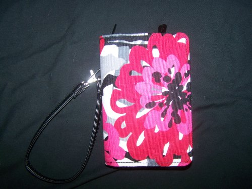 Thirty One Bold Bloom Every Day Wristlet front-751916