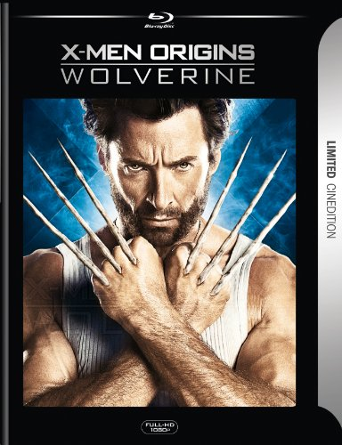 X-Men Origins - Wolverine - Limited Cinedition/Extended Version (+ DVD) [Blu-ray]