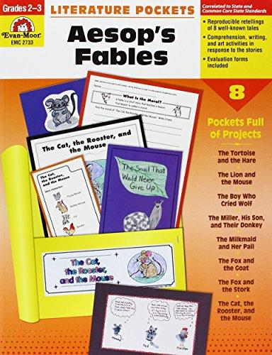 literature-pockets-aesops-fables-grades-2-3