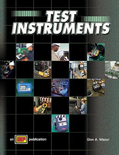 Test Instruments - Textbook - Amer Technical Pub - AT-1325 - ISBN: 0826913253 - ISBN-13: 9780826913258
