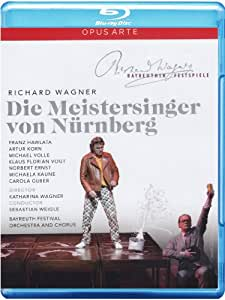 Wagner;Richard Die Meistersing [Blu-ray] [Import]