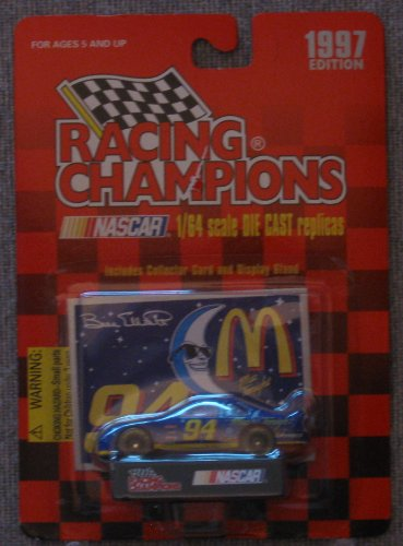 NASCAR #94 Bill Elliott Mac Tonight Racing Champions 1:64 Scale Car - 1