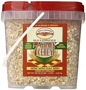 Amazon.com: Wheat Montana 7-Grain Cereal, 8 Pound:
