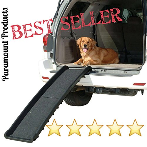 dog-ramp-best-selling-deluxe-strong-holds-up-to-200lbs-with-high-grip-bi-folding