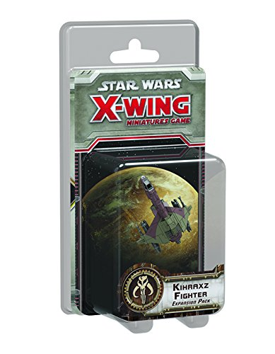 Star Wars X-Wing: Kihraxz Fighter Expansion Pack (Imperial Flight Suit compare prices)