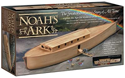 Minicraft Models Noahs Ark Cubit Scale from Minicraft Models