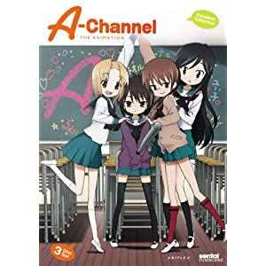 A-Channel Complete Collection [DVD] [Import]