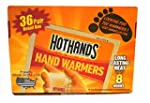 HotHandS� Hand Warmers 36 Pairs