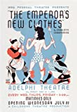 Walls 360 Premium Wall Graphic: The Emperor's New Clothes Presented by WPA