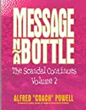 img - for Message in a Bottle (The Scandal Continues, Volume 2) book / textbook / text book