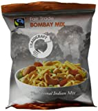 Traidcraft Fairtrade Bombay Mix 130 g (Pack of 6)