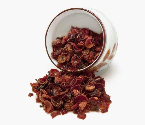 Rosehip Tea - 1 Oz (28G) Sampler Size - Loose Seedless Cut By Nature Tea