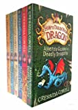 Cressida Cowell How to Train Your Dragon: 6 book collection pack: (How To Train Your Dragon / How To Be a Pirate / How to Speak Dragonese / How To Cheat a Dragon's Curse / How To Twist a Dragon's Tale / A Heros Guide to Deadly Dragons)
