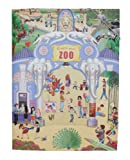 Toy - Depesche 7896 - Malbuch, Create your Zoo mit Stickern