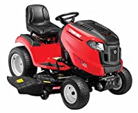 Troy-Bilt TB2454 24 HP/724cc Foot Hydro Transmission 54-Inch Electric Start Lawn Tractor by Troy-Bilt
